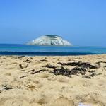 Playa de Covachos, and my toes