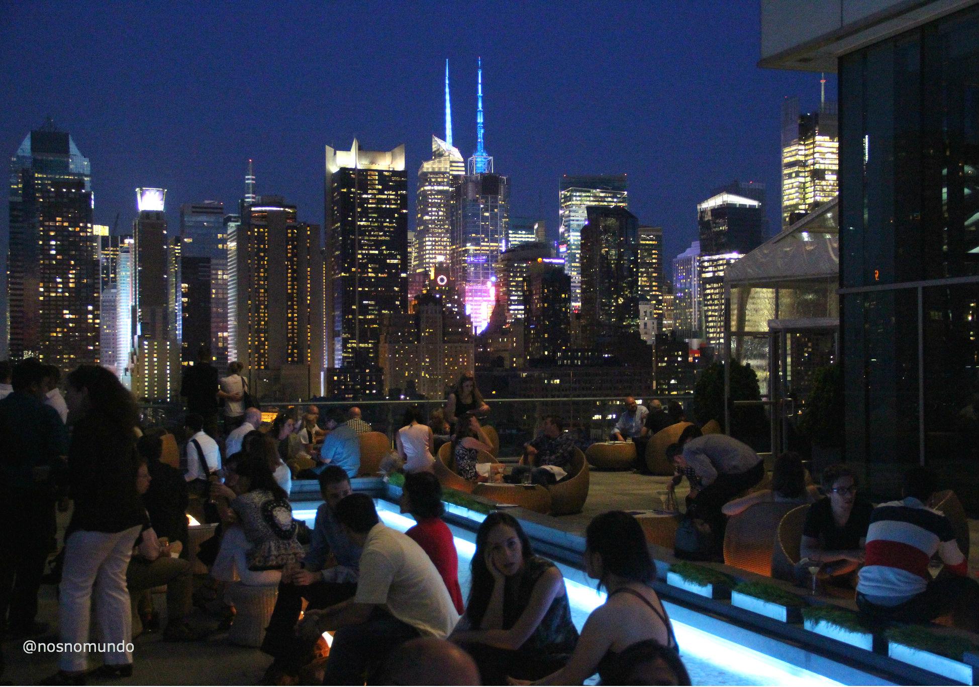 Balada Em Nova York Os Melhores Rooftop Bars Nos No Mundo
