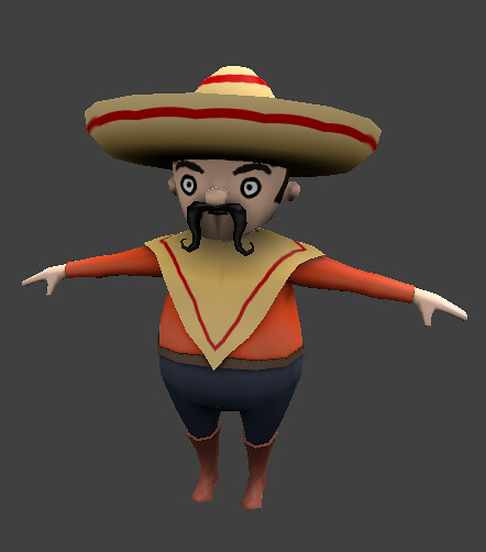 Bandito model