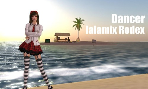Dancer lalamix