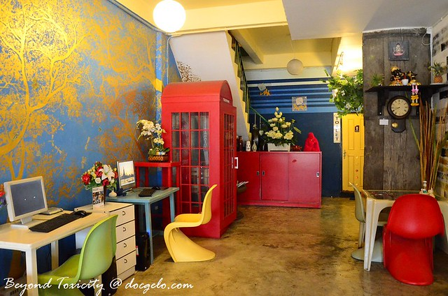 mystic place bangkok lobby