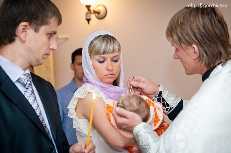 Крещение Эвелины