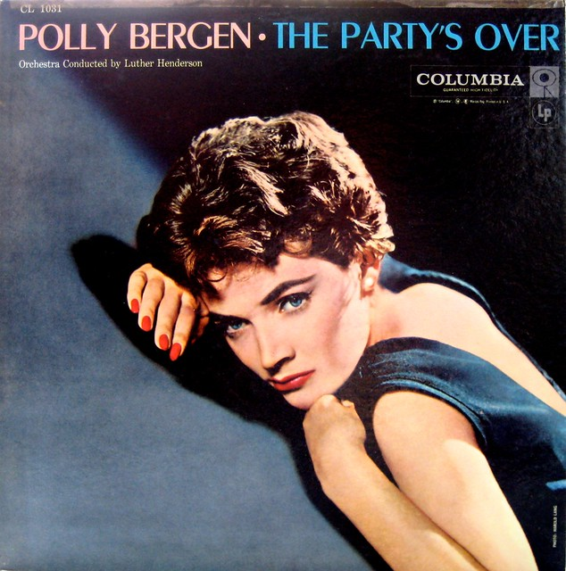 The Party's Over - Polly Bergen