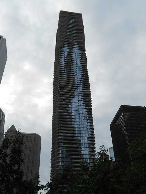Photo:Aqua Tower - Exterior 4 By Chicago Architecture Today