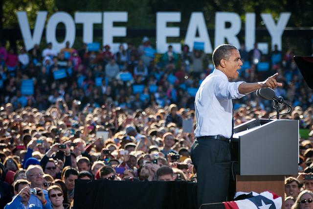 Obama & William at Ohio State-4