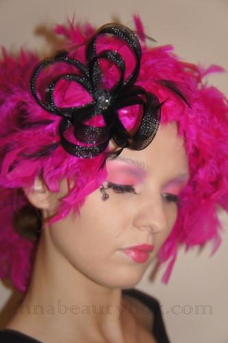 Effie Trinket Hunger Games look
