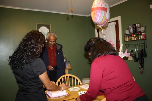 Ash's 33rd Birthday 2012