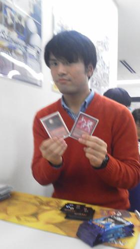 LMC Chiba Ekimae 449th Champion : Tsuchiya Yoshihito
