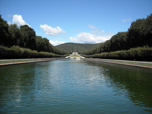 The Royal Gardens of Caserta