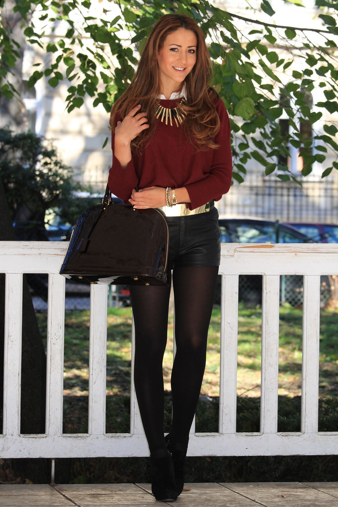 autumn style, fashion, clothes, rock and gold, blog, tamara