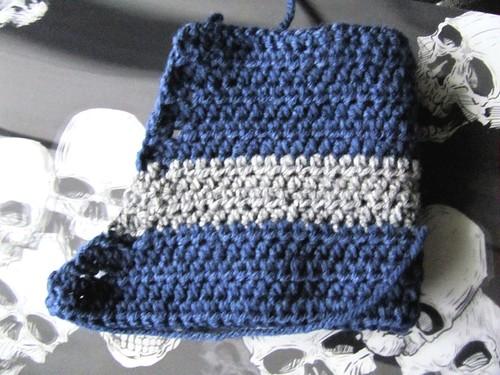 Crocheted Steampunk Spat