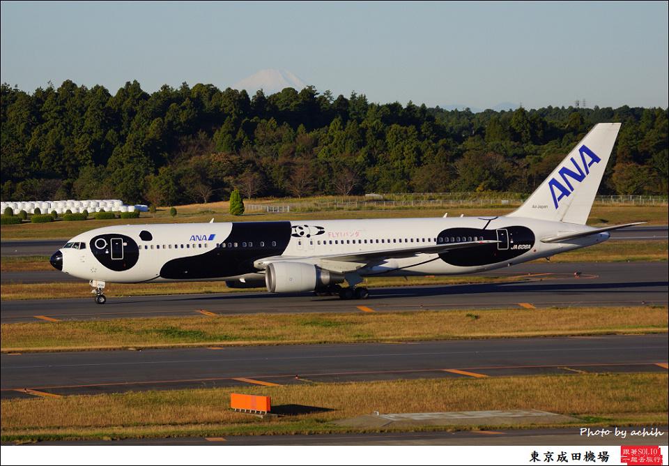 All Nippon Airways - ANA / JA606A / Tokyo - Narita International