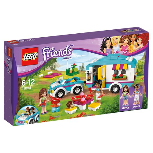 LEGO Friends Summer Caravan #41034