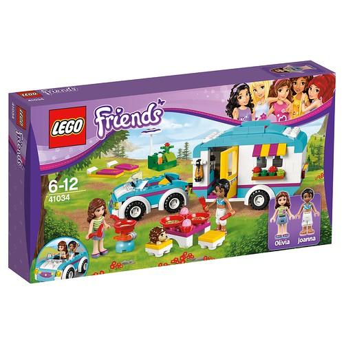LEGO Friends Summer Caravan #41034