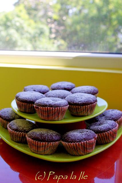 Muffins ciocolatosi (1)