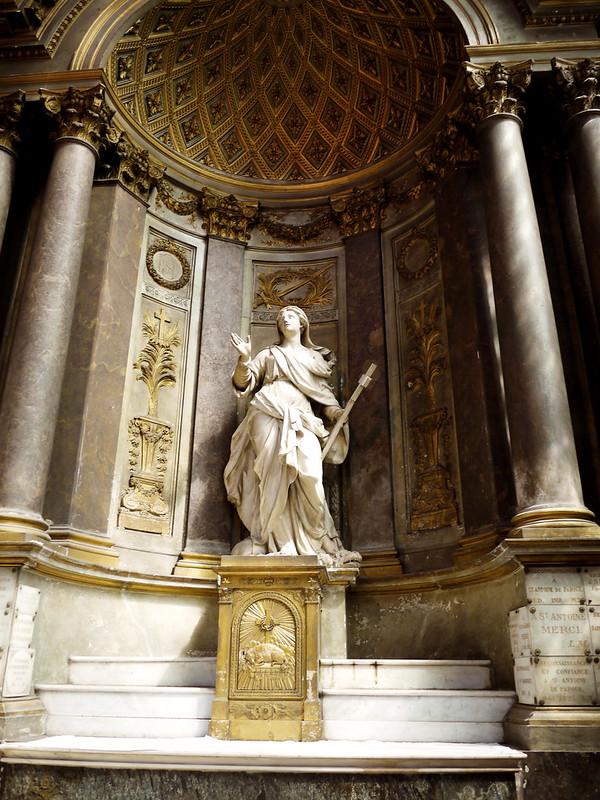Sainte-Marguerite by Jacques Bourlet
