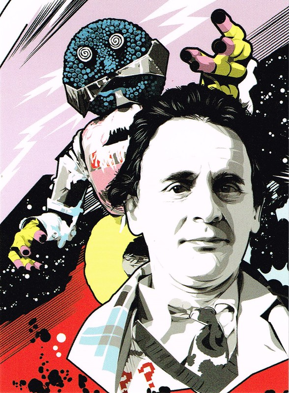DW 7th Doctor Sylvester McCoy