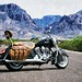 Indian Chief Vintage in Big Bend National Park