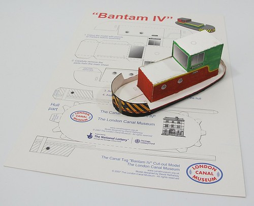 Bantam Card Kit