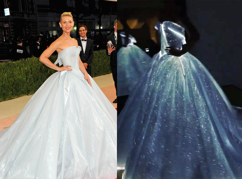 My Favourite Looks from the 2016 Costume Institute Gala: Claire Danes