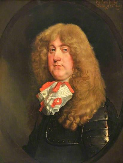 Edward Herbert, 3rd Baron Herbert of Chirbury, portrait by Gerard Soest