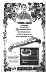 """""""Poem to a Wiener"""" by Henry Gibson, 1970"""