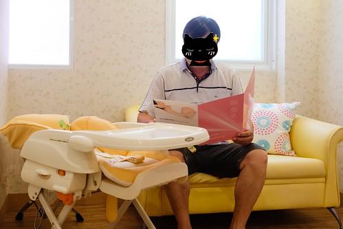 我給老婆最好的母親節禮物 爸爸日+台南艾美佳孕婦按摩 (7)