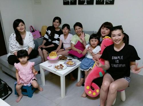 母親節party