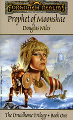 Novel-Forgotten-Realms-Prophet-of-Moonshae