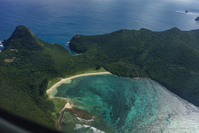 Farewell Lord Howe: North Bay