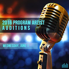 Who will our next Program Artist be?? Show your love for your fave applicant between now & June 1!!