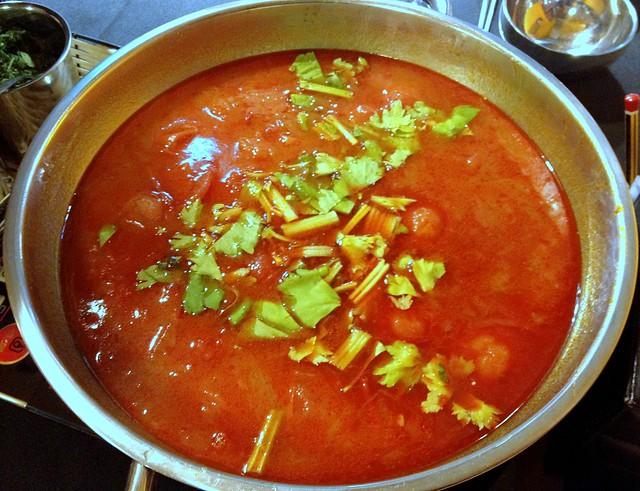 Special Hot Pot Broth