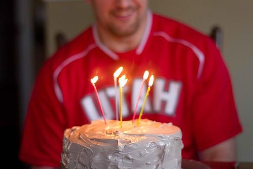Cody's Birthday Cake