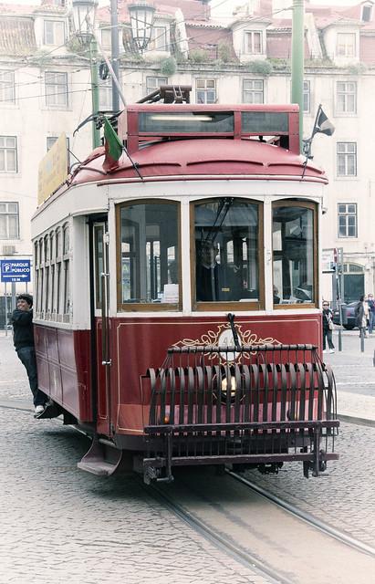 Tranvías de otros tiempos