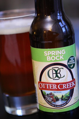 Otter Creek Brewing Spring Bock