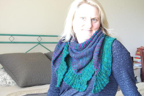 olana shawl