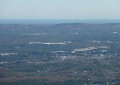 Boston Skyline As Seen from Mount Monadnock