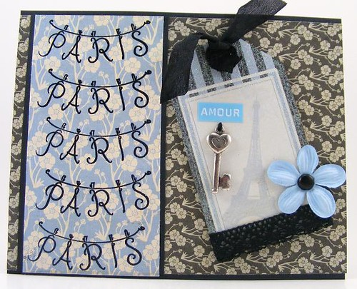 Paris Amour Card
