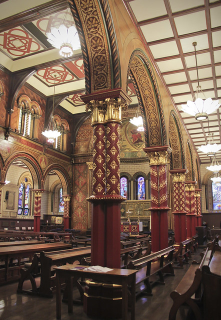 King's Collage London - Chapel