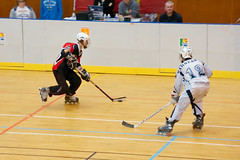 stick and ball games(0.0), indoor field hockey(0.0), ice hockey(0.0), floorball(0.0), floor hockey(1.0), sports(1.0), roller in-line hockey(1.0), competition event(1.0), team sport(1.0), hockey(1.0), ball game(1.0), tournament(1.0),