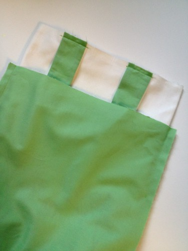 13a - Botanic Sketch Tote Bag Tutorial