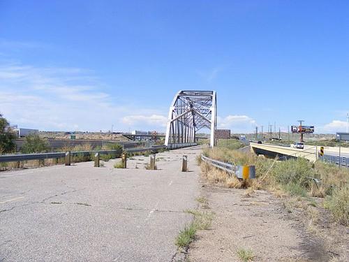 Old Route 66 Bridge