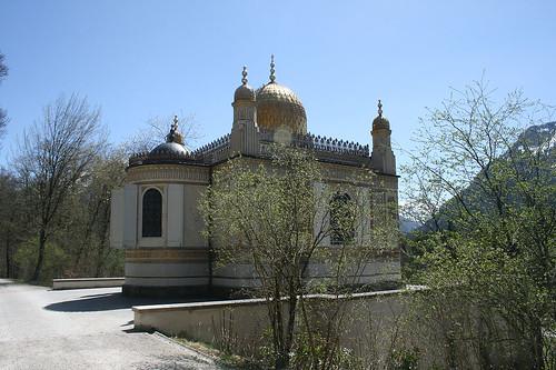 Maurischer Kios - Schloß Linderhof