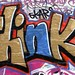 Small photo of Norwich Street Art: Think!