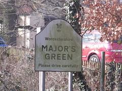 Major's Green