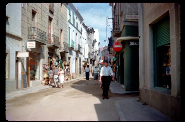 Lloret, principi anys 1960