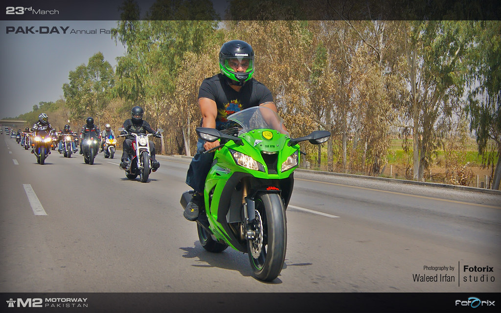 Fotorix Waleed - 23rd March 2012 BikerBoyz Gathering on M2 Motorway with Protocol - 7017425981 be23876381 b