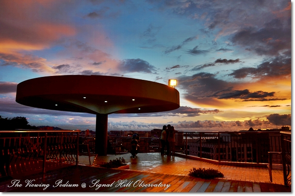 Signal Hill Observatory, Kota Kinabalu