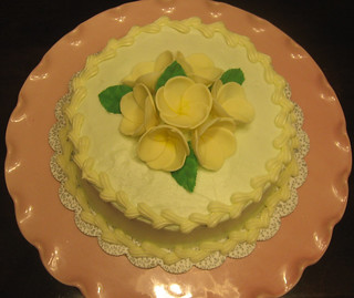 Easter flowers Cakes by Wendi