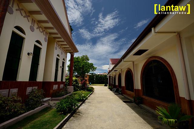 Larena Church Side